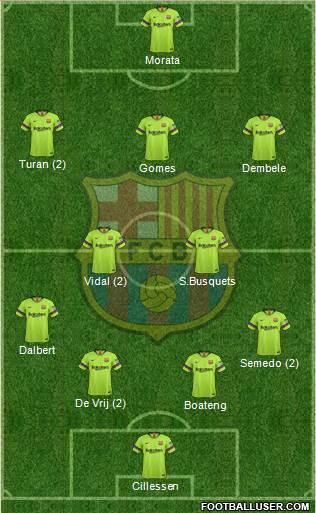 11eme journée 1725697_FC_Barcelona