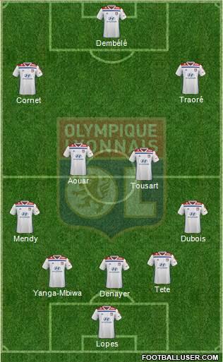 12ème Journée 1726885_Olympique_Lyonnais