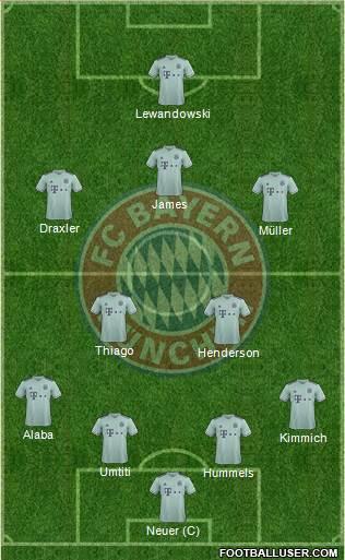 13ème Journée 1728692_FC_Bayern_Munchen