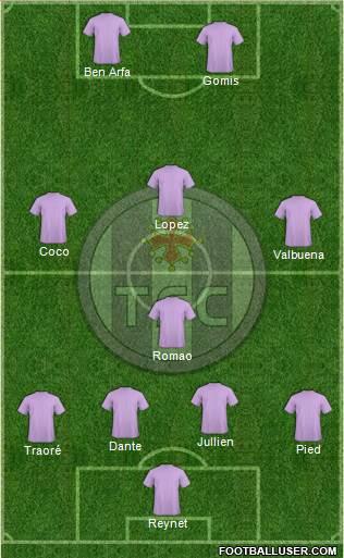 Composition Journée 1 avant Jeudi 12h 1751552_Toulouse_Football_Club