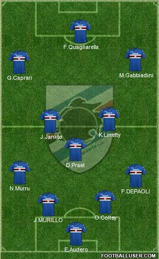img http://www.footballuser.com/formations/2019/08/1767918_Sampdoria.jpg /img