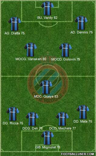 Composition Journée 1 avant Dimanche 20h 1777280_Club_Brugge_KV