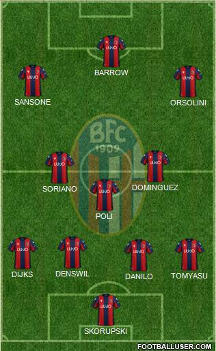Bologna football formation